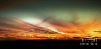 Photograph - Arizona Desert Sunset #3 by Blake Webster