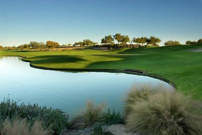 Photograph - Arizona Golf Course by Ishootphotosllc