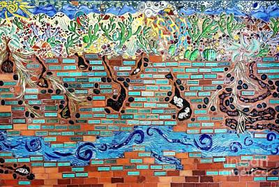 Photograph - Arizona Mosaic by John Lyes