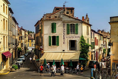 Photograph - Arles, France by Kay Brewer