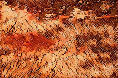 Digital Art - Art A18-151 by Ray Shrewsberry