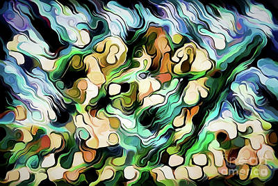 Painting - Art A18-207 by Ray Shrewsberry