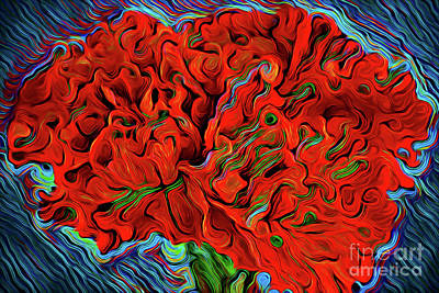 Painting - Art A18-212 by Ray Shrewsberry