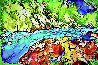 Painting - Art A18229 by Ray Shrewsberry