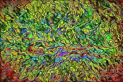 Painting - Art A18232 by Ray Shrewsberry