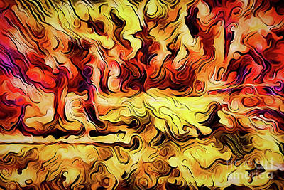 Painting - Art A18235 by Ray Shrewsberry