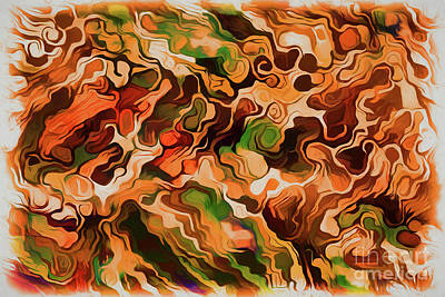 Painting - Art A18243 by Ray Shrewsberry