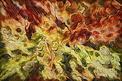 Painting - Art A18246 by Ray Shrewsberry