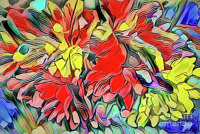 Painting - Art A18279 by Ray Shrewsberry