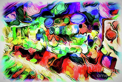 Painting - Art A18280 by Ray Shrewsberry