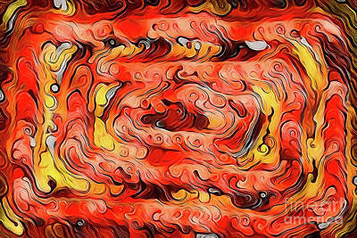 Painting - Art A18284 by Ray Shrewsberry