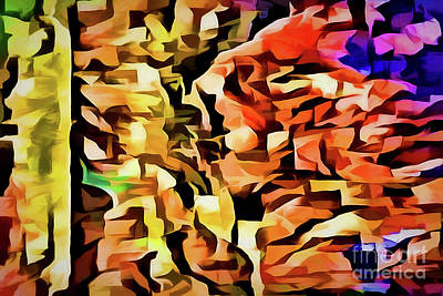 Painting - Art A18290 by Ray Shrewsberry