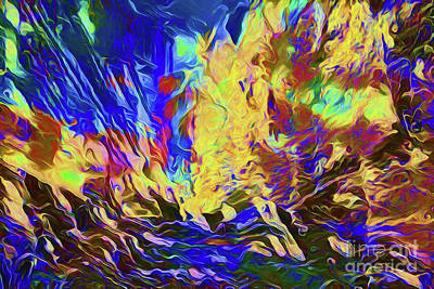 Painting - Art A18295 by Ray Shrewsberry