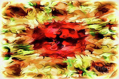 Painting - Art A18324 by Ray Shrewsberry