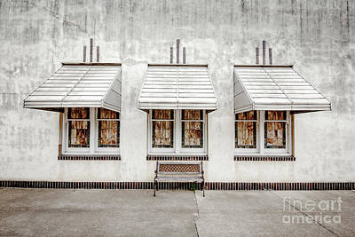 Photograph - Art Deco Windows by Imagery by Charly