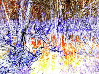 Photograph - Art Paysage 2 by Jorg Becker