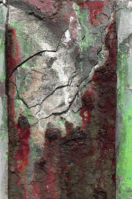 Photograph - Art Print Rust 7 by Harry Gruenert