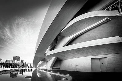 Photograph - Arts Reina Sofia by Gary Gillette