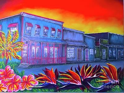 As The Night Falls Pahoa Hawaii  Original