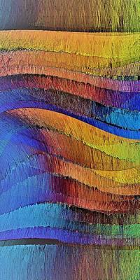 Digital Art - Ascendance by David Manlove