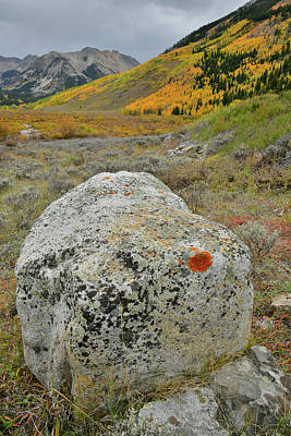 Photograph - Ashcroft Colorado by Ray Mathis