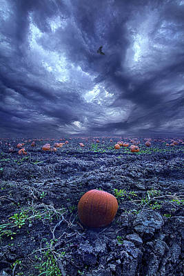 Royalty-Free and Rights-Managed Images - Ask Not When The Thunder Comes by Phil Koch