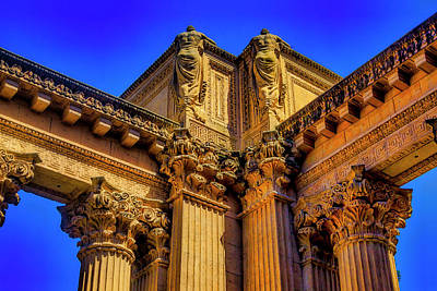 Photograph - At The Fine Art Palace by Garry Gay