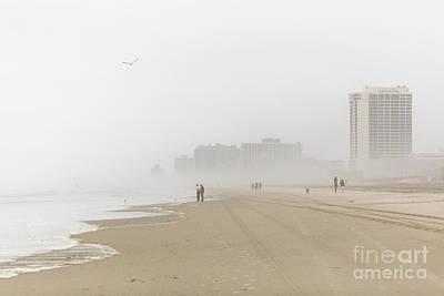 Photograph - Atlantic City Shore  by Andriy Stefanyshyn