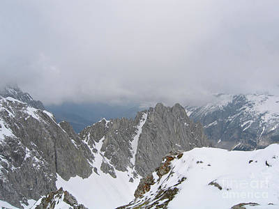 1-war Is Hell Royalty Free Images - Atop the Alps Royalty-Free Image by Ann Horn