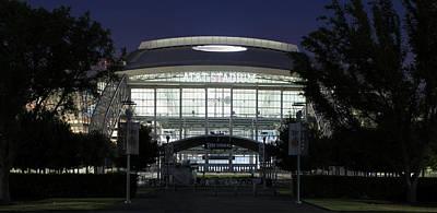 Photograph - Att Stadium Dallas Cowboys 030919 by Rospotte Photography