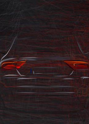 Pasta Al Dente - Audi A7  5122 by CarsToon Concept