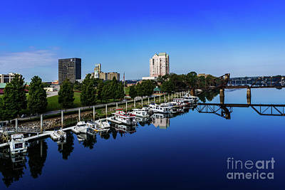 Photograph - Augusta Ga Savannah River 2 by Sanjeev Singhal