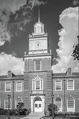 Photograph - Austin Peay State University Browning Hall by University Icons