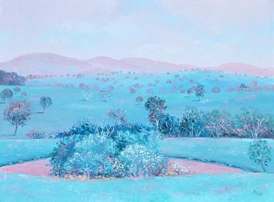 Painting - Australian Spring Morning by Jan Matson