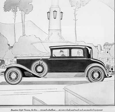 Automobile Art Print by Fotosearch