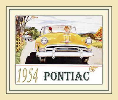 Pontiac Catalina Wall Art - Photograph - Automotive Art 174 by Andrew Fare