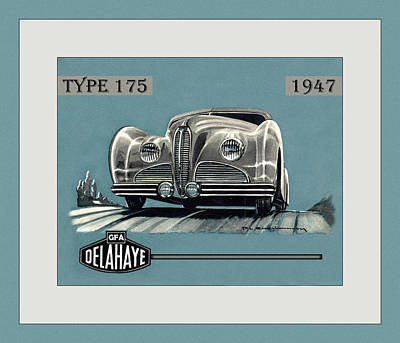 Photograph - Automotive Art 290 by Andrew Fare