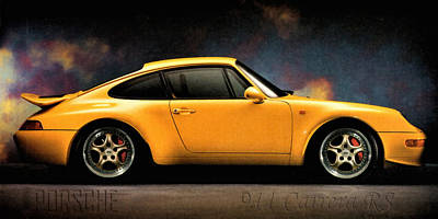 Photograph - Automotive Art 351 by Andrew Fare