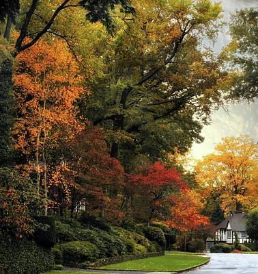 Photograph - Autumn Arrival  by Jessica Jenney