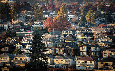 Photograph - Autumn At Home by Juan Contreras