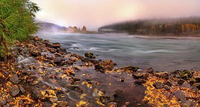 Photograph - Autumn Beauty Ethereal by Leland D Howard