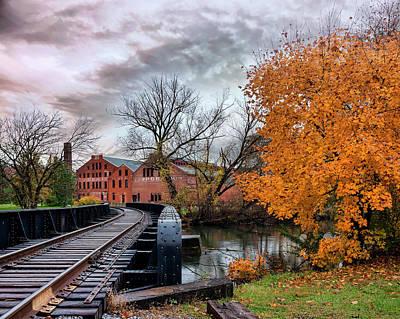 Bellefonte Wall Art - Photograph - Autumn In Bellefonte, Pa by Rusty Glessner