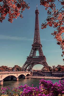 Autumn In Paris Original