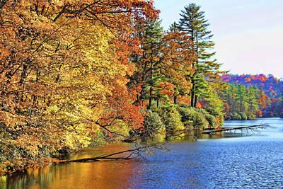 Photograph - Autumn Magic 2 by HH Photography of Florida