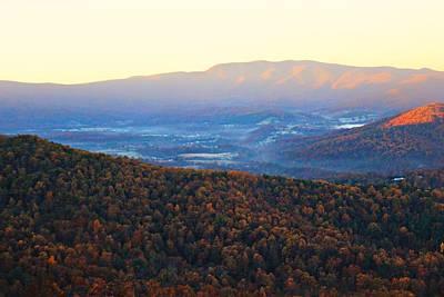 Photograph - Autumn Mountains  by Candice Trimble