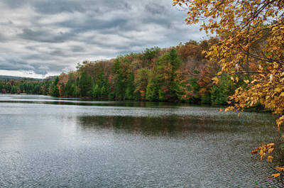 Photograph - Autumn On The Lake by Dan Urban