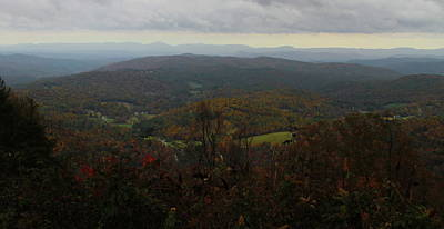 Travel Rights Managed Images - Autumn Parkway View 10 Royalty-Free Image by Cathy Lindsey