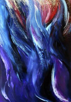 Painting - Autumn Passion by Johanna Hurmerinta