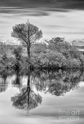 Photograph - Autumn Reflections by Jim Orr
