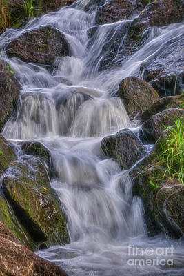 Royalty-Free and Rights-Managed Images - Autumn stream 2 by Veikko Suikkanen